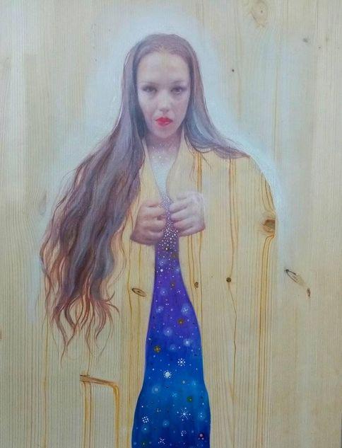 Autoportret u svemiru