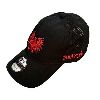 Águila Logo Hat - Black/Red