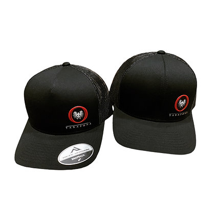 Tarazona Logo Hat - Black/Red