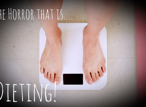 The Horror that is Dieting