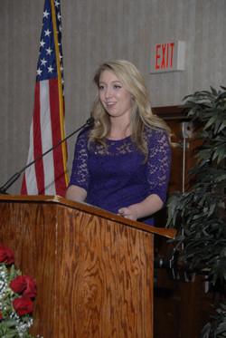Emily Barnhill - Future Leader Award