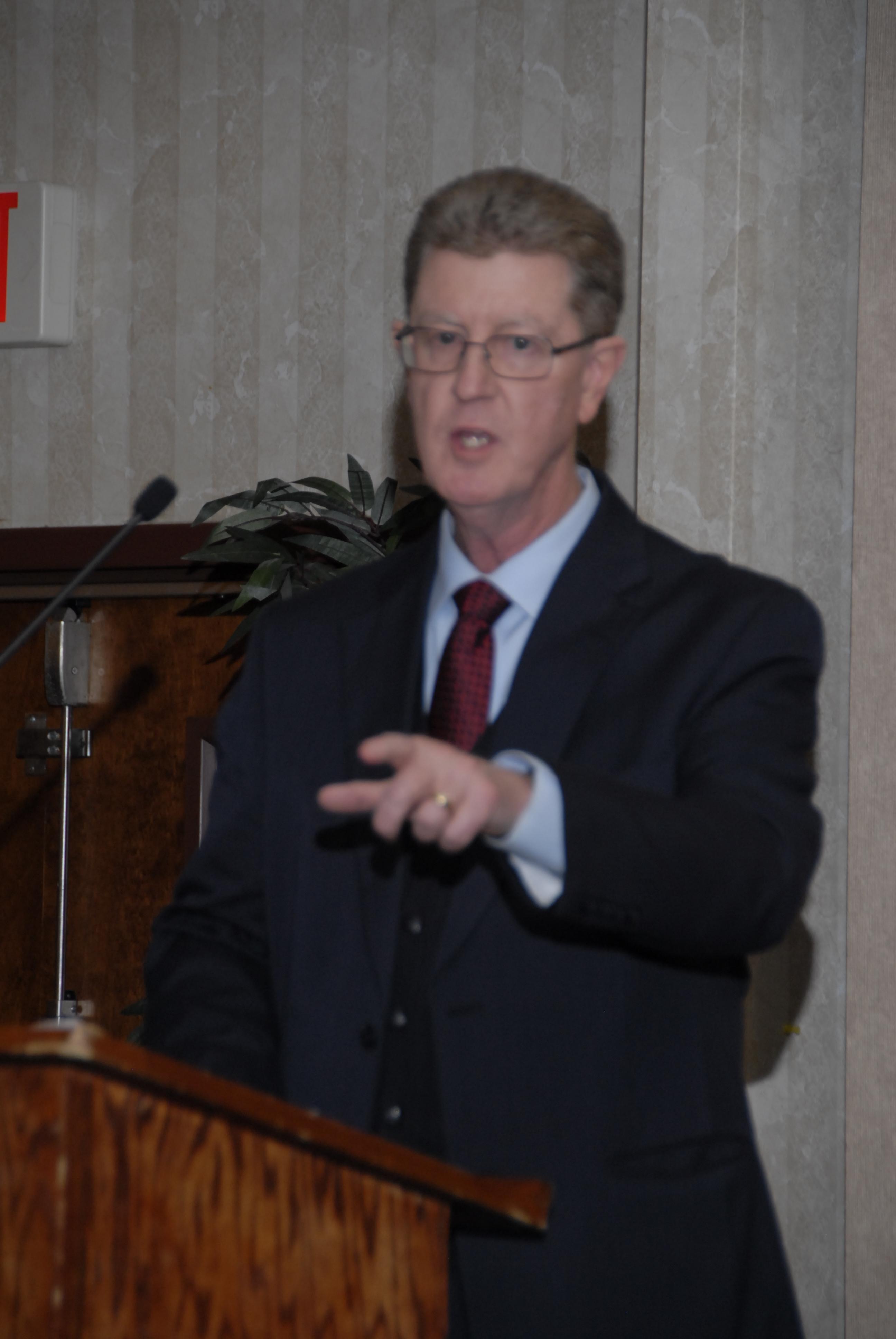 Dr. Robert Jackson
