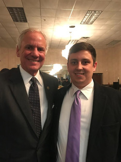 Gov. McMaster with Austin Cherry