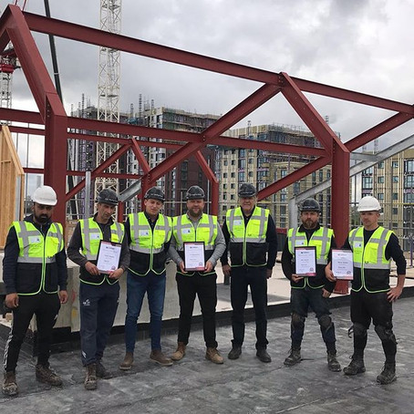 Langley Waterproofing Contractor Of The Month