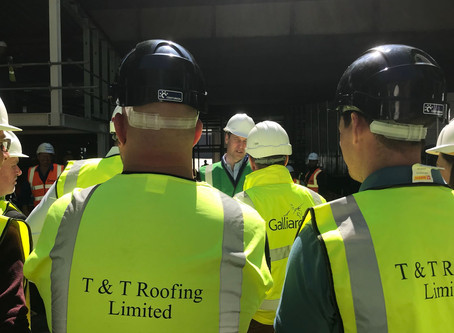 T & T Roofing Limited - BBC DIY SOS - Grenfell Special