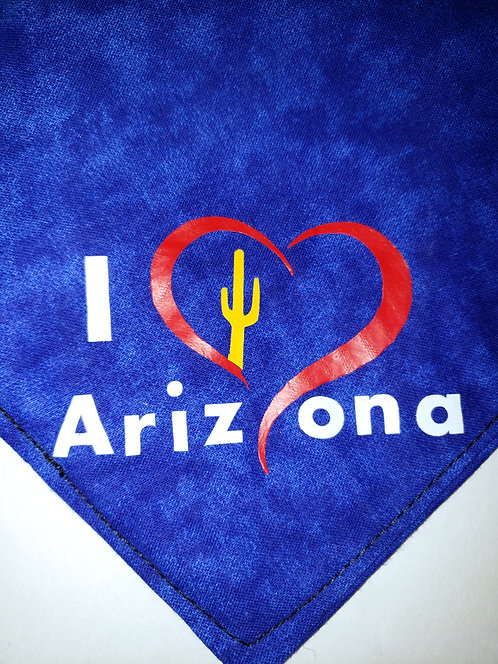 I Love Arizona