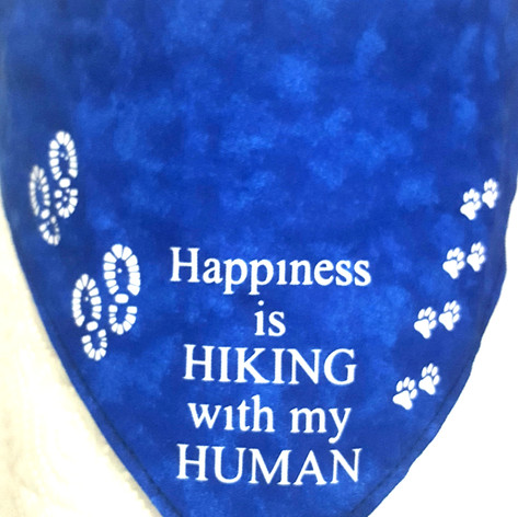 Happiness is Hiking