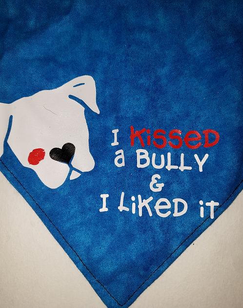 I kissed a bully & I liked it