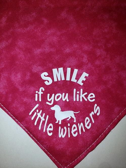 Smile if you like little wieners