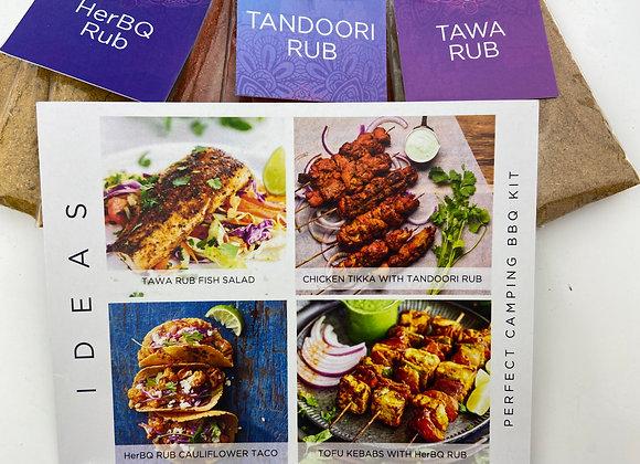 Indian Summer BBQ Kit