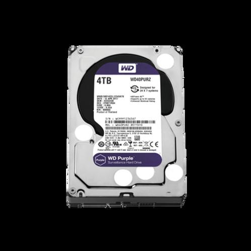 "Disco duro serial ATA III,4 TB,3.5"", 3 años garantía"