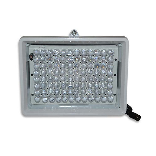 Lampara con LEDs Infrarrojos con alcance
