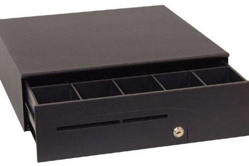 Cajón de dinero , color negro, auto-expulsa, RJ11