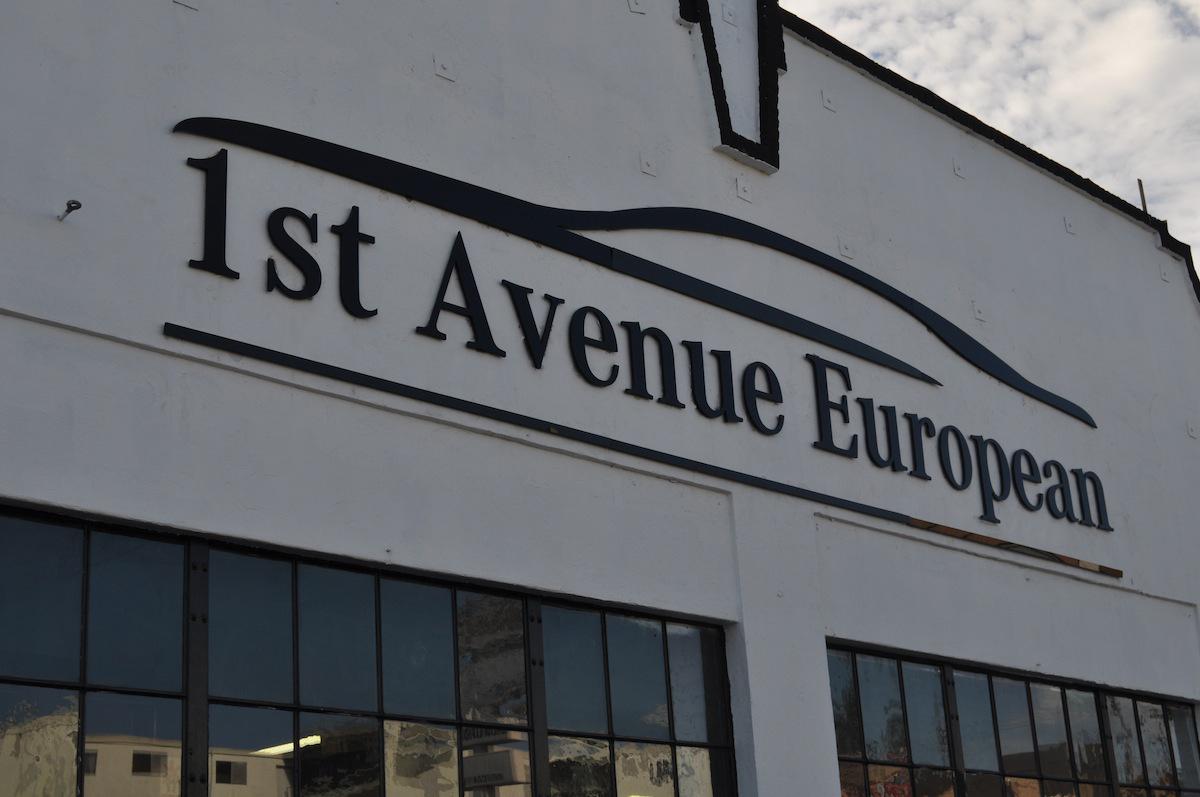 1st Avenue European