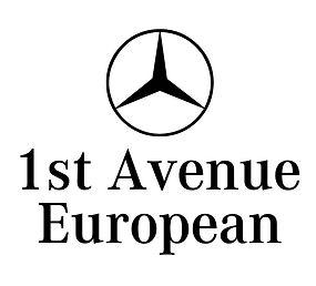 1st Avenue European Mercedes Logo