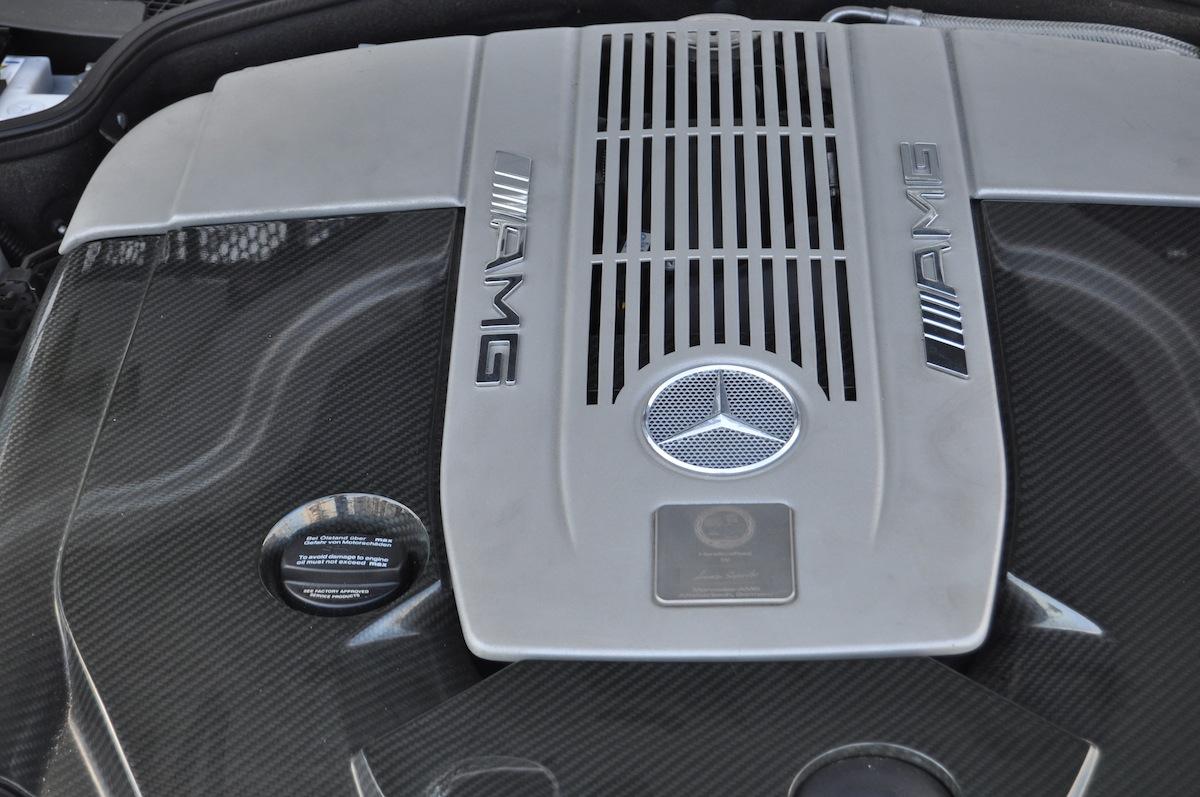 1st Avenue European AMG Engine