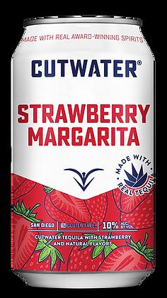 Cutwater Spirits Strawberry Margarita