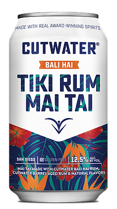 Cutwater Spirits Tiki Rum Mai Tai