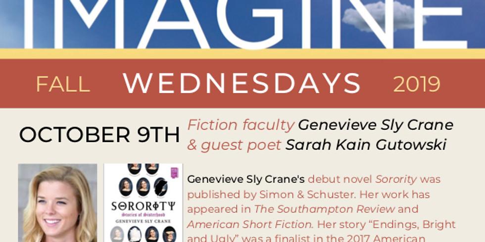 Imagine Wednesdays Reading Series