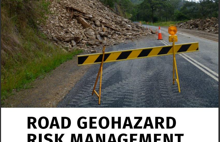 도로 지리해저드(Geohazard) 리스크 관리 : 새로운 도구 및 e- 러닝