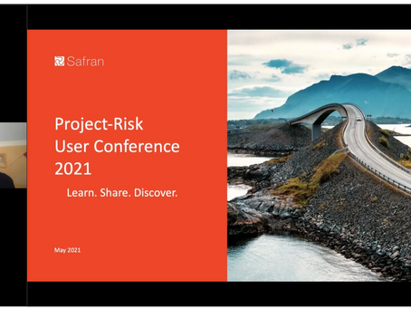 [Safran] Safran Project-Risk Conference 2021 발표 영상