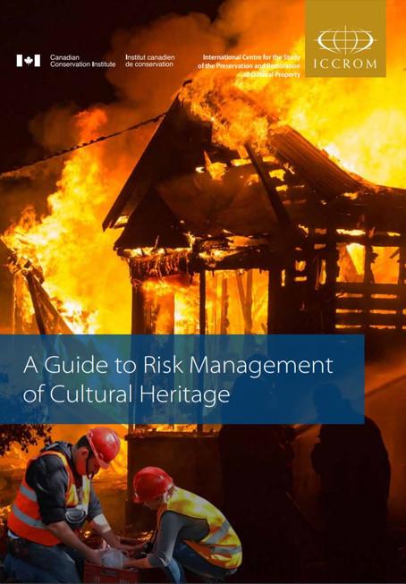 [K-Risk 문헌] ICCROM (2016) 문화유산의 리스크관리 가이드