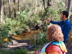NativeJax Teaching at The Jacksonville Arboretum