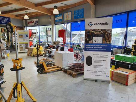Nos solutions sont disponibles chez Bati-C à Bastogne et à Arlon (Province du Luxembourg - Belgique)