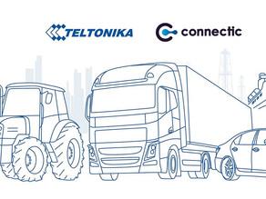 🏆 Connectic est maintenant VIP Silver Partner chez Teltonika Telematics 🏆