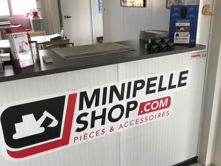 Nos solutions sont disponibles chez Minipelle-shop à Martres-Tolosane (Haute-Garonne)