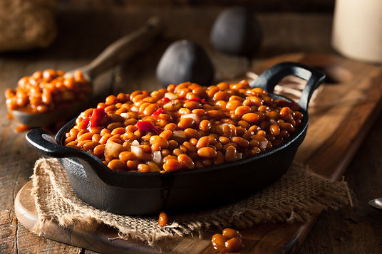 Unted States - Mathew Frances  - Baked Beans