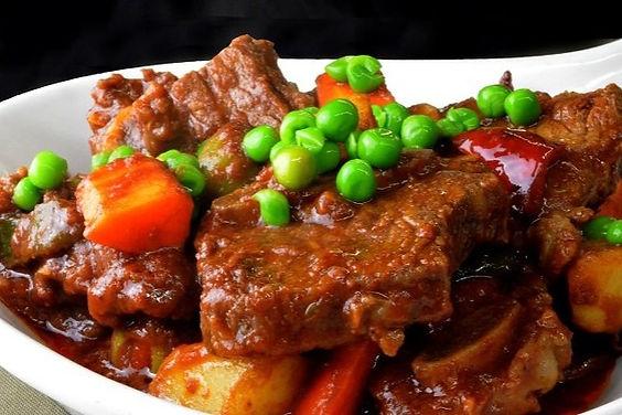 Philippines-Nhonie-Flores-Beef Caldereta