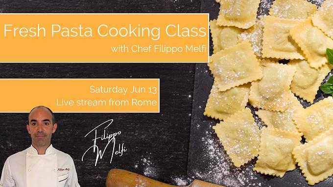 Fresh Pasta Cooking Class