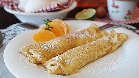 Argentina - Fabian Vitale - Cream caramel creps( dulce de leche crepesVirtual Cooking Class