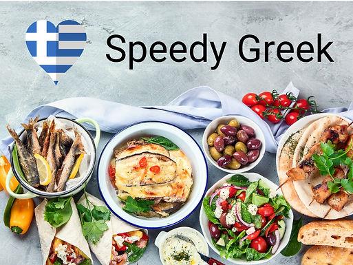 Speedy Greek