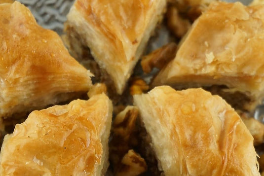 Greece - Kit Kennedy -Baklava