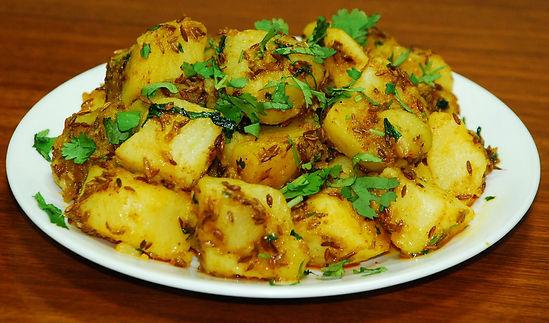 India-Zurath-Kamdin-Aloo Jeera