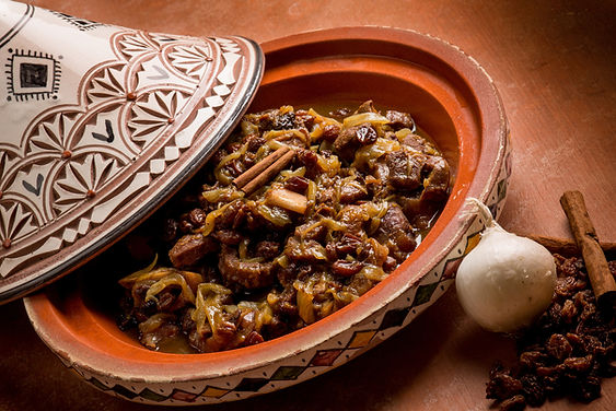 Morocco-Mounaime Kodssi-Meat Tagine