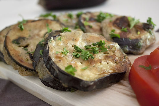 Argentina - Fabian Vitale - Marinated aubergines (italian-argentinian style)Virtual Cooking Class