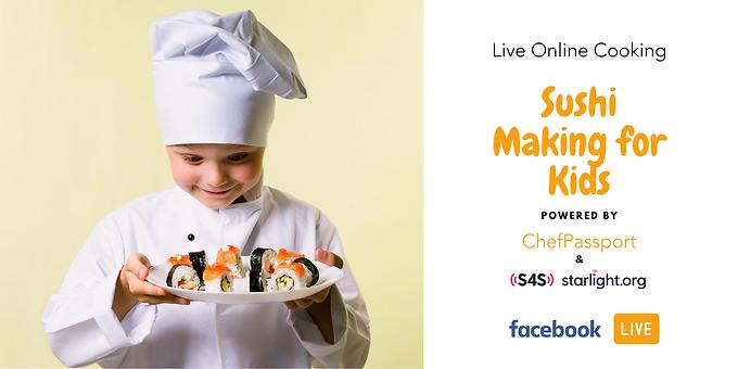 Sushi Making for Kids