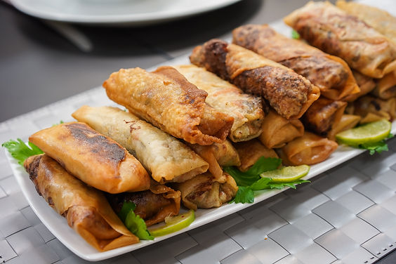 Thai - Soe Cavalca - Thai Spring Roll