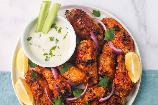 India - Swapnil Jadhav - Tandoori Chicken wings