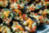 Spain - Joshua Weitzer - Mussels a la vinagreta