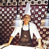 Mounaime Kodssi ChefPassport Moroccon - Cooking Class