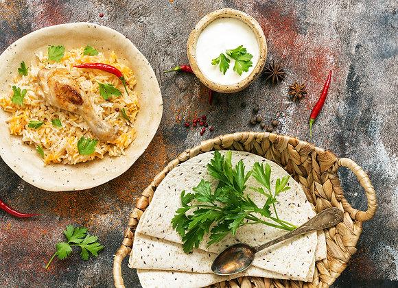 Pakistani Comfort Food