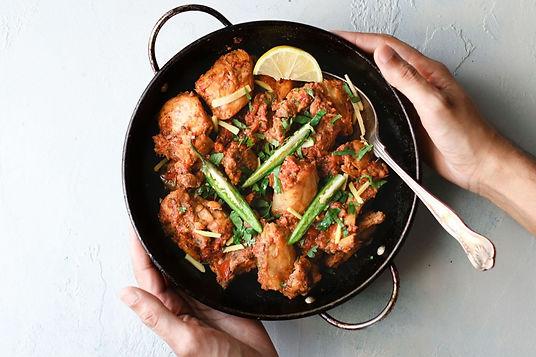 Pakistan-Farhan Ahmed Khan-Chicken Karahi