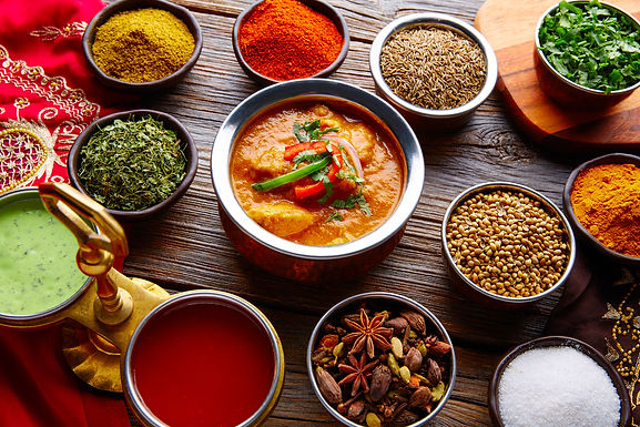 Taste of an Indian Home