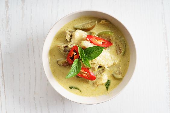Thai - Soe Cavalca - Thai Green Curry