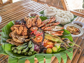 A Meal In Philippines