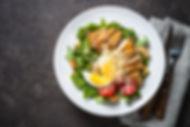 Unted States - Mathew Frances  - Ceaser Salad